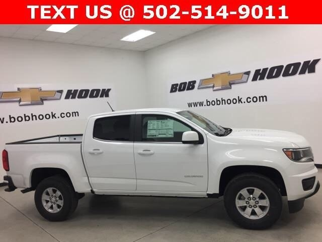 2018 Colorado Crew Cab Pickup #180243 - photo 3