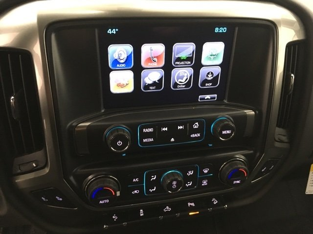 2018 Silverado 1500 Crew Cab 4x4 Pickup #180248 - photo 12