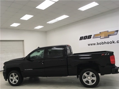 2018 Silverado 1500 Crew Cab 4x4, Pickup #180248 - photo 3