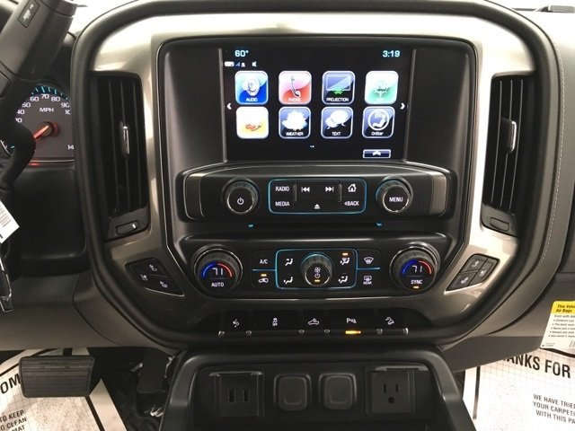 2018 Silverado 1500 Crew Cab 4x4 Pickup #180252 - photo 11