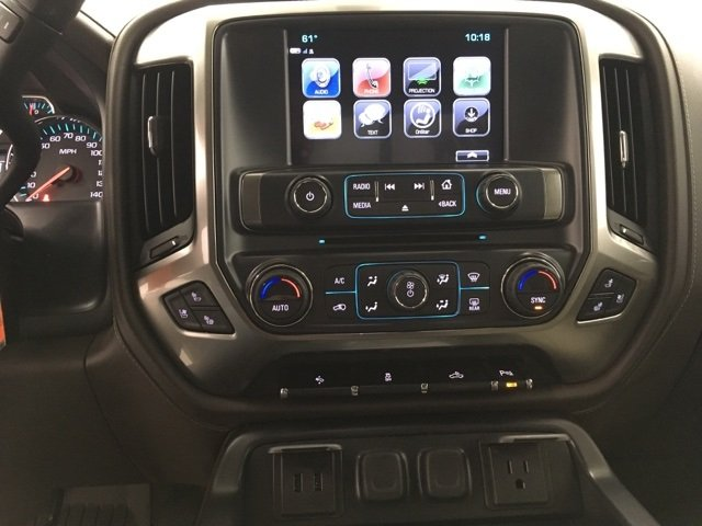 2018 Silverado 1500 Extended Cab 4x4 Pickup #180254 - photo 16