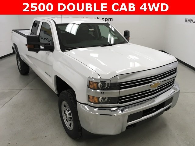 2018 Silverado 2500 Extended Cab 4x4 Pickup #180256 - photo 14