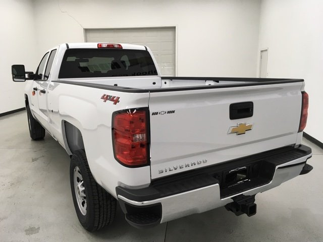 2018 Silverado 2500 Extended Cab 4x4 Pickup #180256 - photo 2