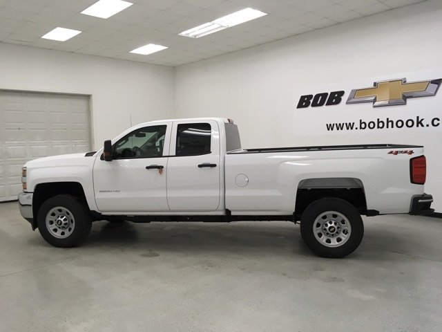 2018 Silverado 2500 Extended Cab 4x4 Pickup #180256 - photo 3