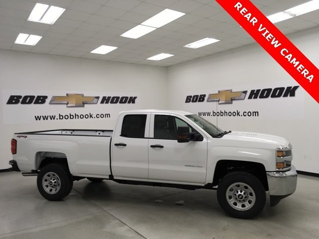 2018 Silverado 2500 Extended Cab 4x4 Pickup #180257 - photo 3