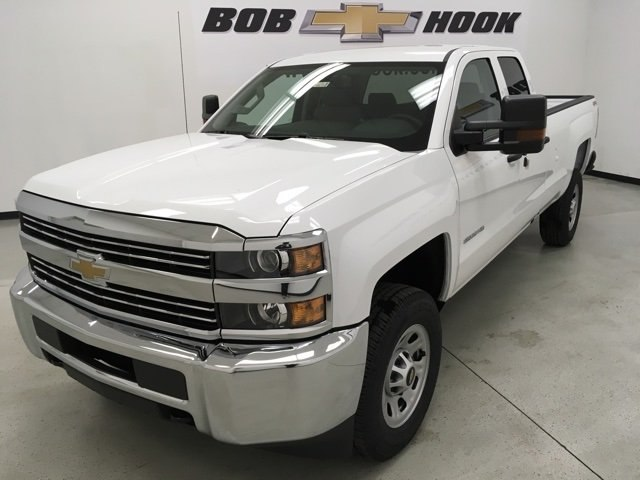 2018 Silverado 2500 Extended Cab 4x4 Pickup #180257 - photo 7