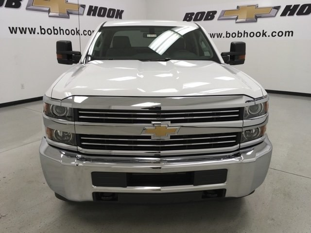 2018 Silverado 2500 Extended Cab 4x4 Pickup #180257 - photo 8