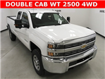 2018 Silverado 2500 Extended Cab 4x4 Pickup #180257 - photo 1