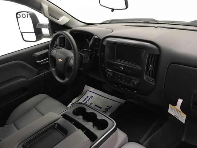 2018 Silverado 2500 Double Cab, Monroe Service Body #180275 - photo 10