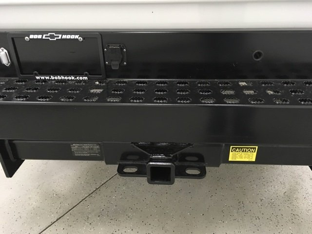2018 Silverado 2500 Extended Cab, Monroe Service Body #180275 - photo 13