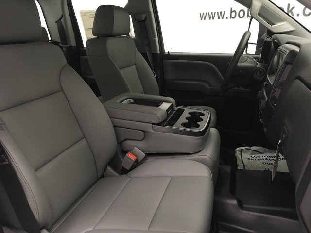 2018 Silverado 2500 Extended Cab, Monroe Service Body #180275 - photo 9