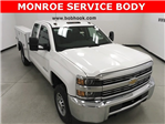 2018 Silverado 2500 Double Cab, Monroe Service Body #180275 - photo 1