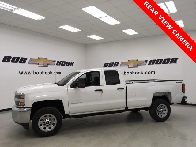 2018 Silverado 2500 Extended Cab 4x4 Pickup #180277 - photo 3
