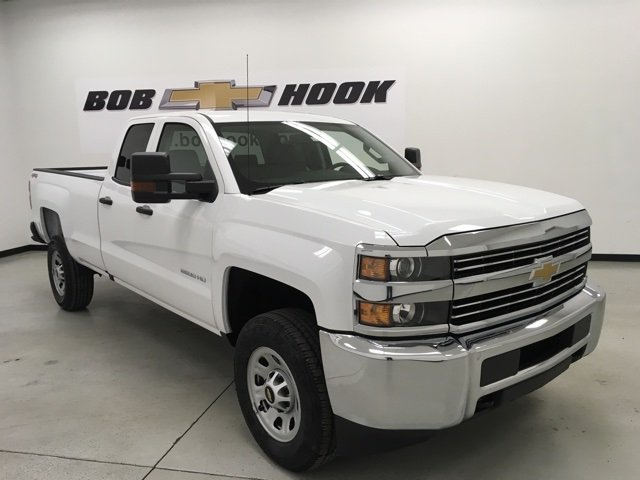 2018 Silverado 2500 Extended Cab 4x4 Pickup #180277 - photo 7