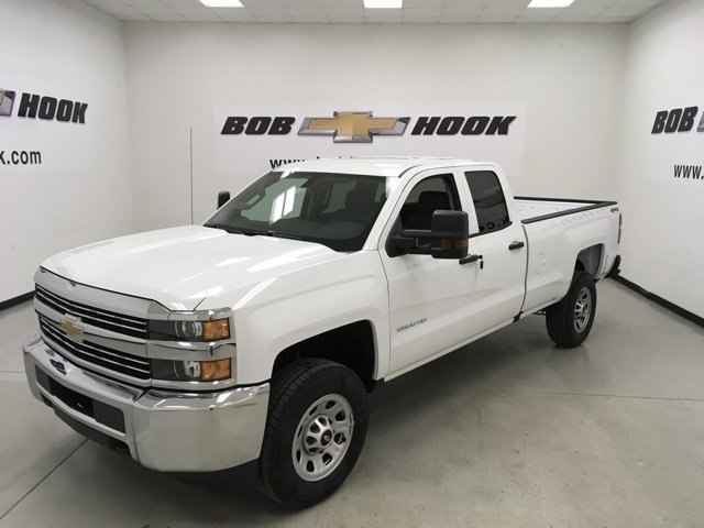 2018 Silverado 2500 Extended Cab 4x4 Pickup #180285 - photo 3