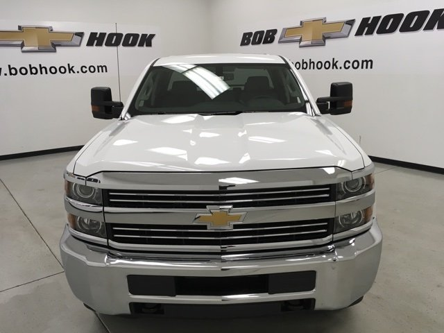 2018 Silverado 2500 Extended Cab 4x4 Pickup #180285 - photo 10