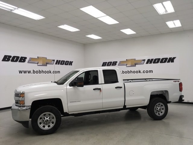 2018 Silverado 2500 Extended Cab 4x4 Pickup #180285 - photo 4