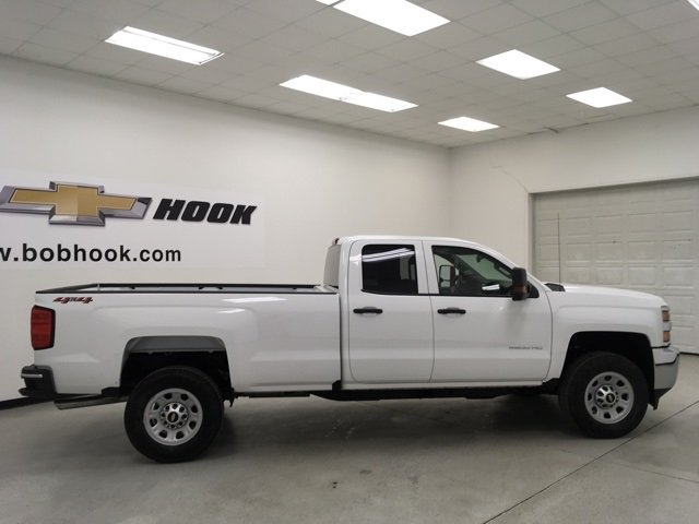 2018 Silverado 2500 Extended Cab 4x4 Pickup #180285 - photo 8