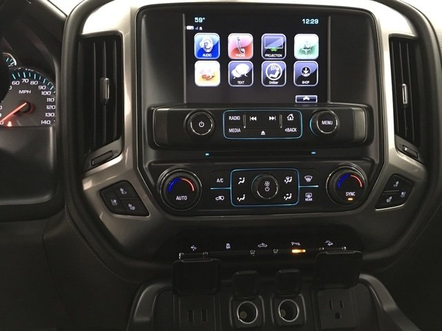 2018 Silverado 1500 Crew Cab 4x4 Pickup #180290 - photo 14