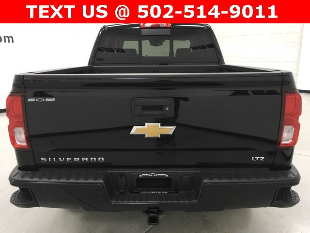 2018 Silverado 1500 Crew Cab 4x4 Pickup #180290 - photo 19