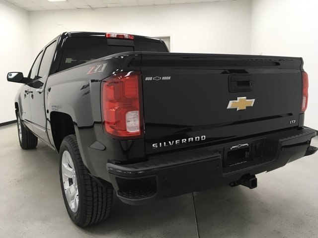 2018 Silverado 1500 Crew Cab 4x4 Pickup #180290 - photo 3