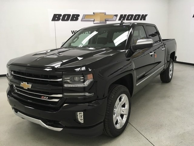 2018 Silverado 1500 Crew Cab 4x4 Pickup #180290 - photo 5