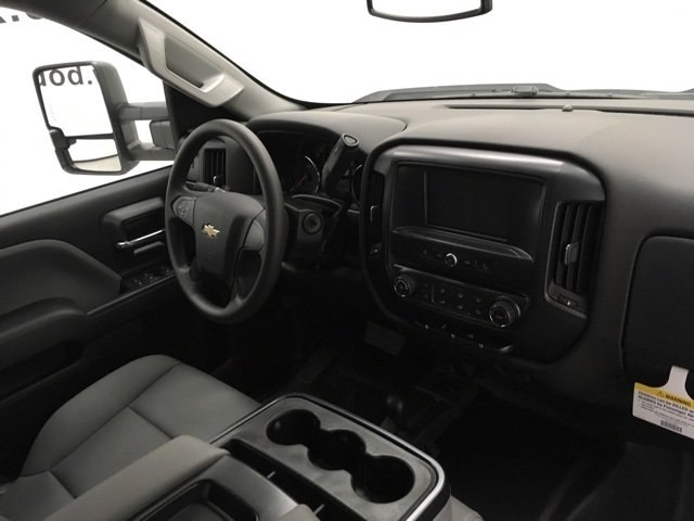2018 Silverado 2500 Double Cab 4x4, Reading Service Body #180291 - photo 11