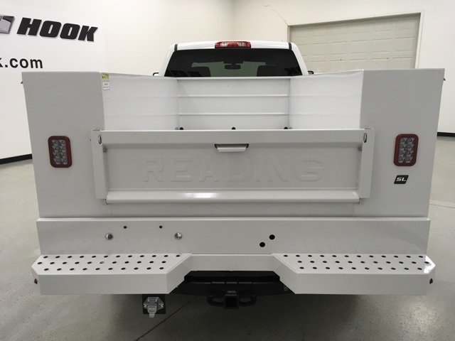 2018 Silverado 2500 Extended Cab 4x4, Reading SL Service Body Service Body #180291 - photo 4