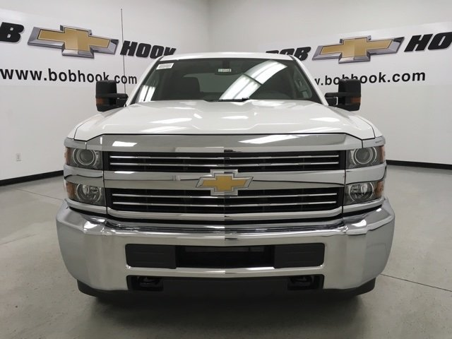 2018 Silverado 2500 Double Cab 4x4, Reading Service Body #180291 - photo 9