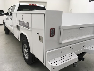 2018 Silverado 2500 Extended Cab 4x4, Reading SL Service Body Service Body #180291 - photo 5