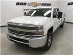 2018 Silverado 2500 Extended Cab 4x4, Reading SL Service Body Service Body #180291 - photo 8