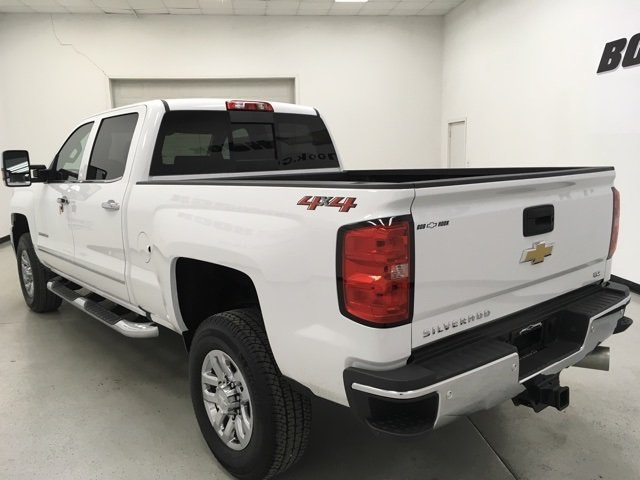 2018 Silverado 2500 Crew Cab 4x4 Pickup #180298 - photo 6
