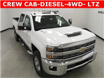 2018 Silverado 2500 Crew Cab 4x4 Pickup #180298 - photo 1