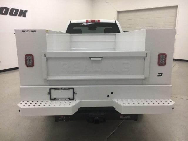 2018 Silverado 2500 Regular Cab 4x4, Reading SL Service Body #180302 - photo 3
