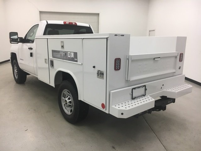 2018 Silverado 2500 Regular Cab 4x4, Reading SL Service Body #180302 - photo 2