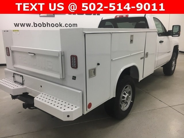 2018 Silverado 2500 Regular Cab 4x4, Reading Service Body #180302 - photo 20