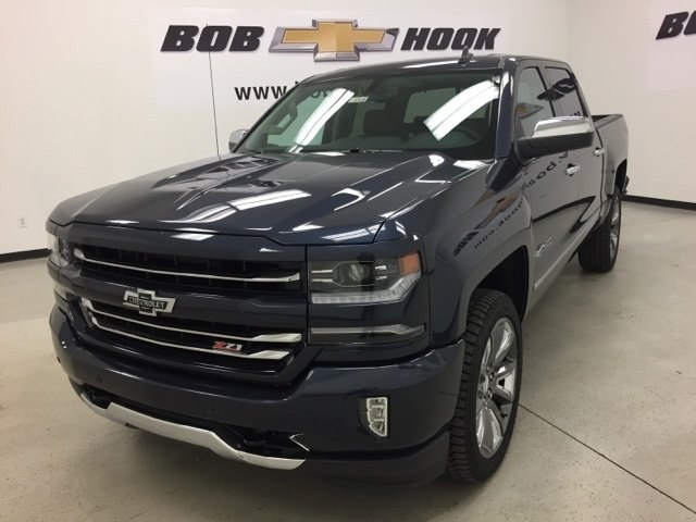 2018 Silverado 1500 Crew Cab 4x4 Pickup #180303 - photo 7