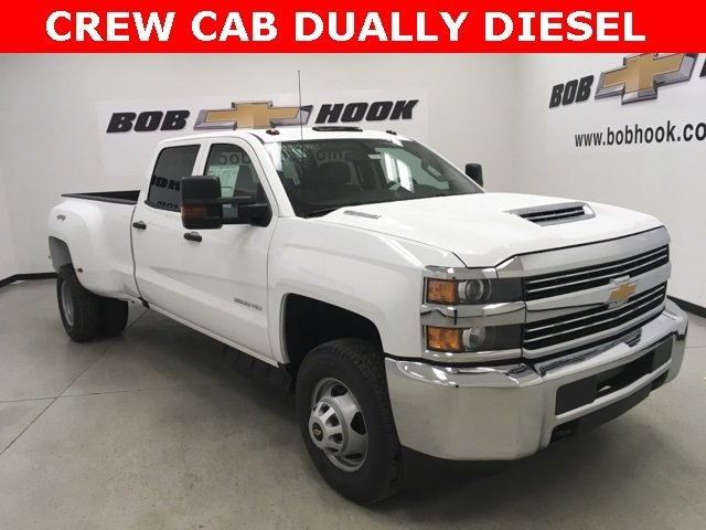 2018 Silverado 3500 Crew Cab 4x4 Pickup #180310 - photo 18