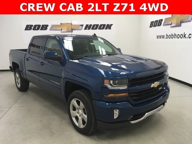 2018 Silverado 1500 Crew Cab 4x4, Pickup #180314 - photo 3