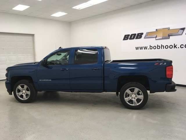 2018 Silverado 1500 Crew Cab 4x4, Pickup #180314 - photo 7