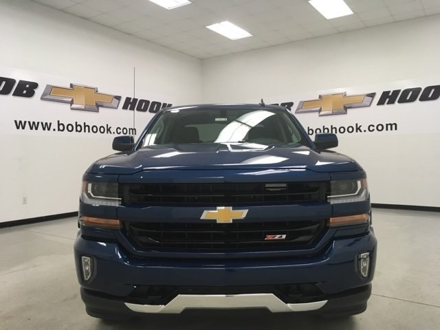2018 Silverado 1500 Crew Cab 4x4, Pickup #180314 - photo 8