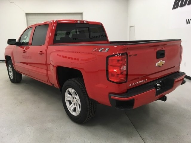 2018 Silverado 1500 Crew Cab 4x4 Pickup #180317 - photo 5