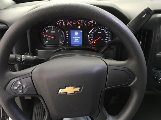 2018 Silverado 3500 Regular Cab DRW, Cab Chassis #180319 - photo 11