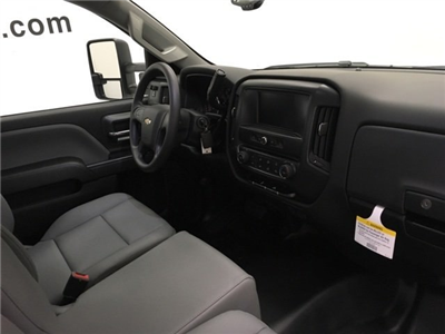 2018 Silverado 3500 Regular Cab DRW, Cab Chassis #180319 - photo 8