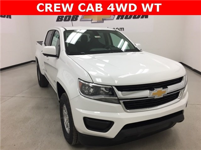 2018 Colorado Crew Cab 4x4, Pickup #180320 - photo 3