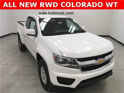 2018 Colorado Extended Cab Pickup #180322 - photo 3