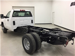 2018 Silverado 3500 Regular Cab DRW Cab Chassis #180324 - photo 1