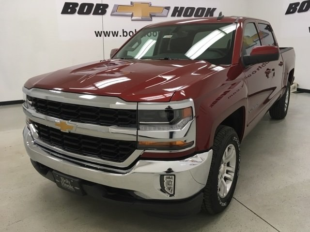 2018 Silverado 1500 Crew Cab 4x4 Pickup #180326 - photo 7