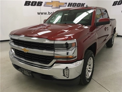 2018 Silverado 1500 Crew Cab 4x4 Pickup #180326 - photo 1