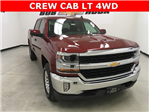 2018 Silverado 1500 Crew Cab 4x4 Pickup #180326 - photo 16